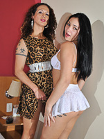 Nikki and teenager natalia dior Nicole Montero Natalia Dior. Dirty Natalia & Nikki blow and make love